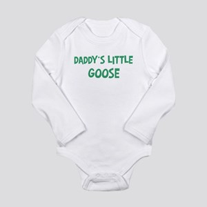 Daddys little Goose Body Suit