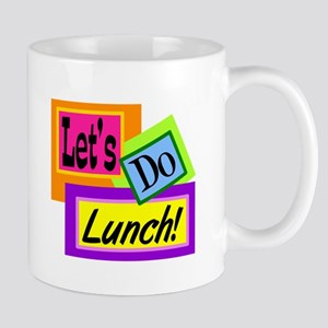 Lets Do Lunch!/ Mugs