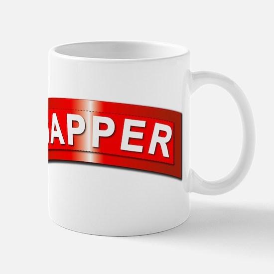Sapper Tab - Metal Mug