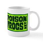 PoisonFrogLogo2 Mugs