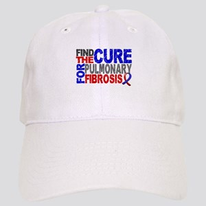 Pulmonary Fibrosis Find the Cure Cap