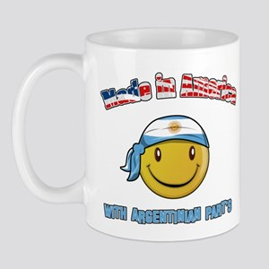 Made in America with Argentin Mug
