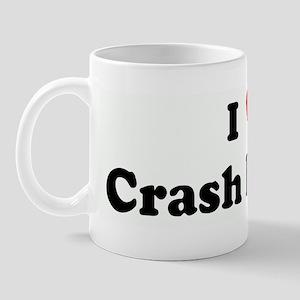 I Love Crash Nelson Mug