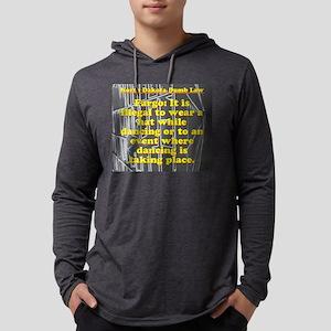 North Dakota Dumb Law #3 Long Sleeve T-Shirt