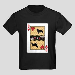 Queen Aussie Kids Dark T-Shirt