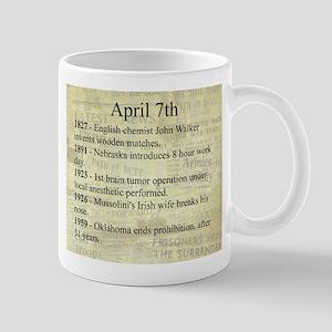 April 7th Mugs