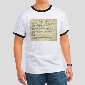 April 4th T-Shirt