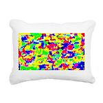 Summer Rectangular Canvas Pillow