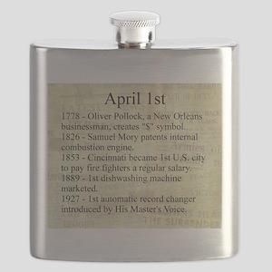 April 1st Flask