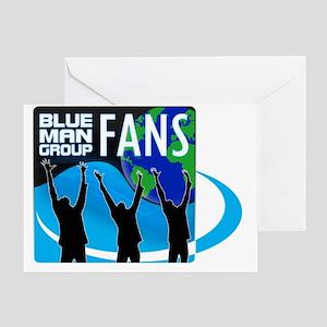 BMGF logo Greeting Card