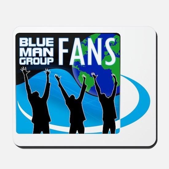 BMGF logo Mousepad