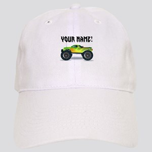Personalized Monster Truck Cap