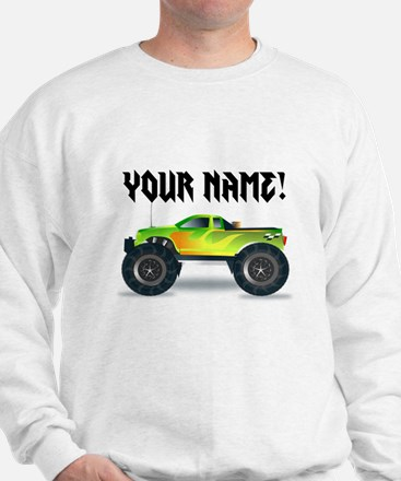 Personalized Monster Truck Jumper
