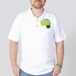 Magically Delicious Pastel Rainbow Golf Shirt