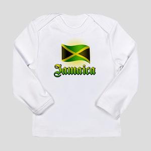 jamaica Long Sleeve Infant T-Shirt