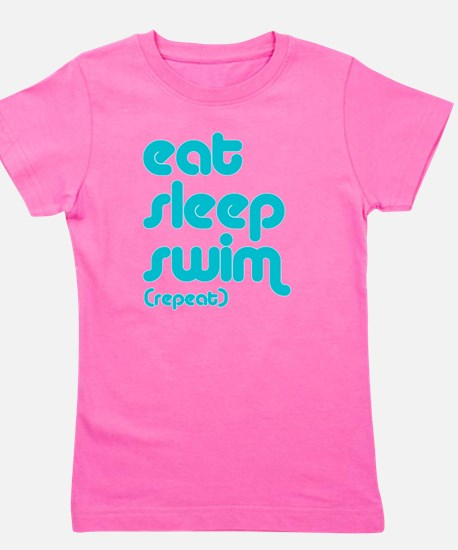 swim solo Girl's Tee