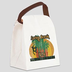 spring-break-1979 Canvas Lunch Bag