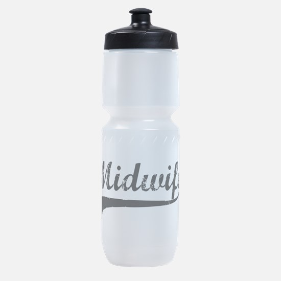 Midwife or Doula Sports Bottle