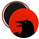 Thunder Crow Magnet