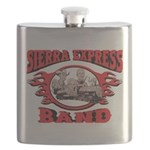 Sierra Express Band Flask