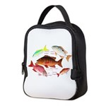 5 Snappers c Neoprene Lunch Bag