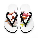 5 Snappers c Flip Flops