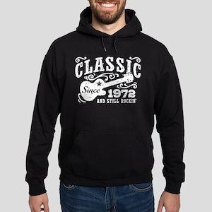 Classic Since 1972 Hoodie (dark)