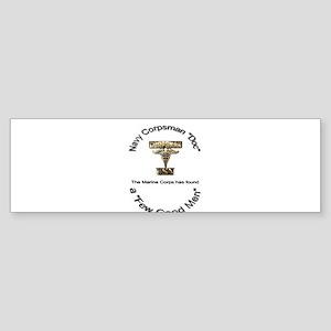 Corpsman Bumper Sticker