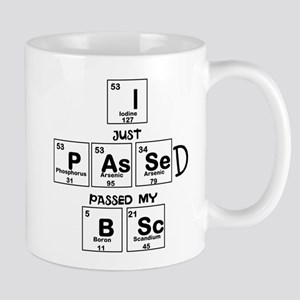 I just passed my BSc Mugs