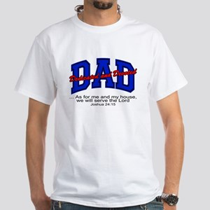 Christian Dad - Fathers Day T-Shirt