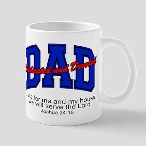 Christian Dad - Fathers Day Mugs