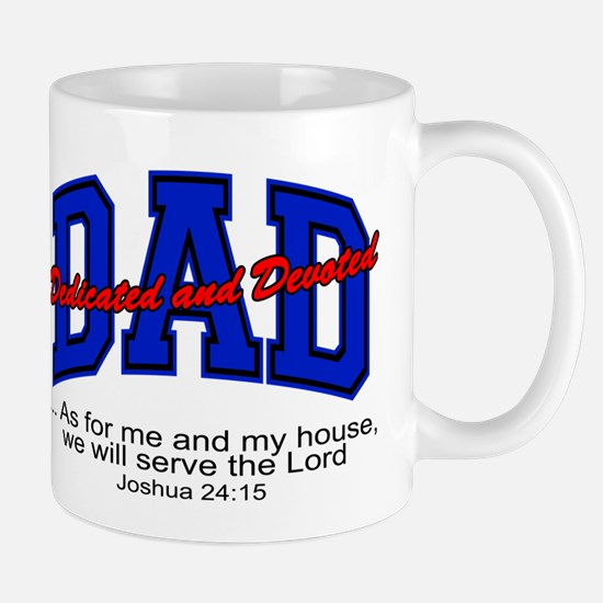 Christian Dad - Fathers Day Mugs