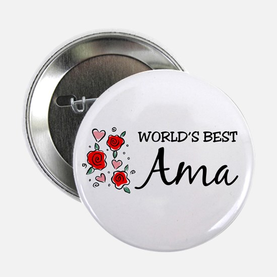 WB Mom [Basque] Button