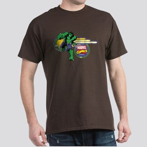 The Hulk Retro Dark T-Shirt