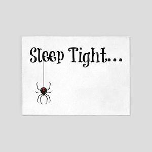 Sleep Tight... 5'x7'Area Rug