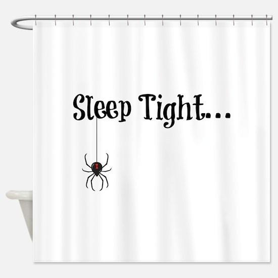 Sleep Tight... Shower Curtain