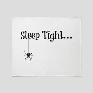 Sleep Tight... Throw Blanket