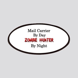 Mail Carrier/Zombie Hunter Patches