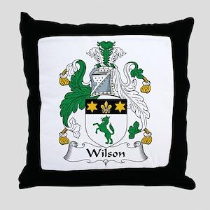 Wilson II Throw Pillow
