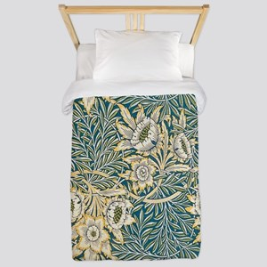 William Morris Tulip and Willow Twin Duvet