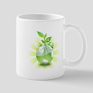 Green Earth Mugs