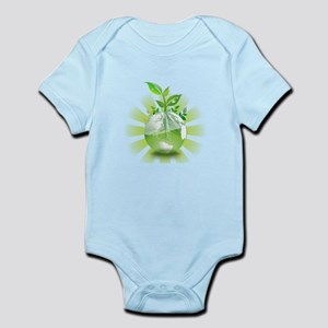 Green Earth Body Suit