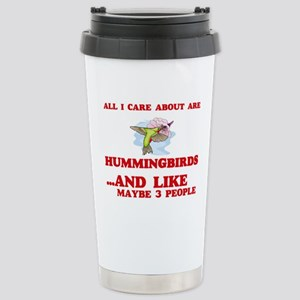 All I care about are Hummingbirds Mugs