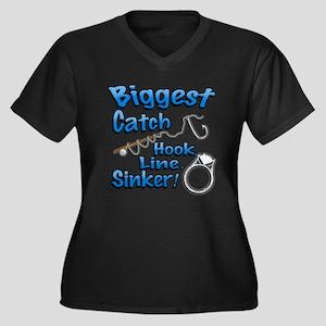 Biggest Catch Hook Line Sinker Wedding Ring! Plus