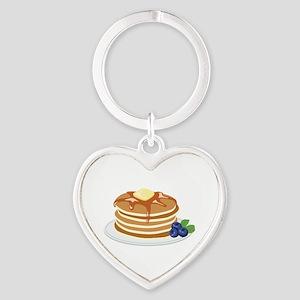 Pancakes Keychains
