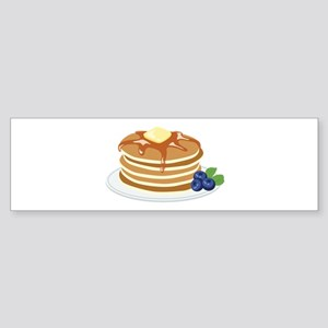 Pancakes Bumper Sticker