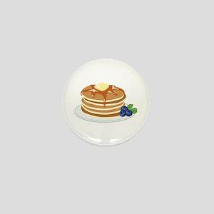 Pancakes Mini Button