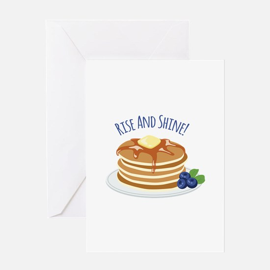 Rise And Shine! Greeting Cards