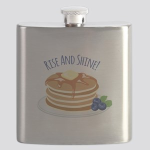 Rise And Shine! Flask