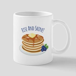 Rise And Shine! Mugs